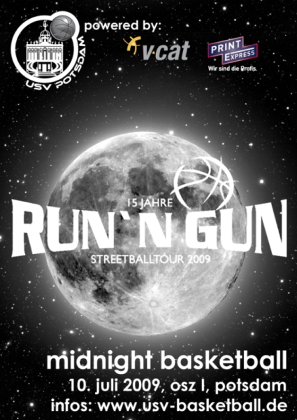 Run'n Gun Tour - Midnight Basketball