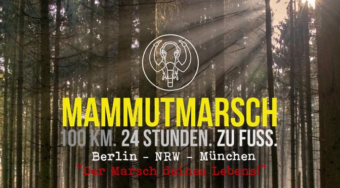 Hitzeschlacht in Märkisch-Oderland – mein Rückblick auf den Mammutmarsch 2017