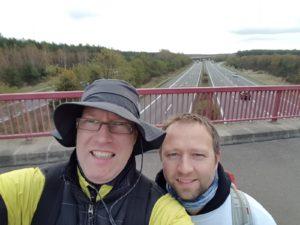 Überquerung des Berliner Rings
