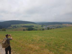 ERZHIKE 2018 - Weiter Blick ins Land