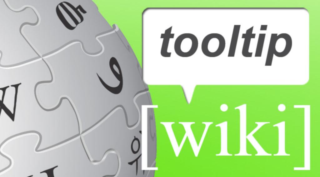 Logo WP Wiki Tooltip