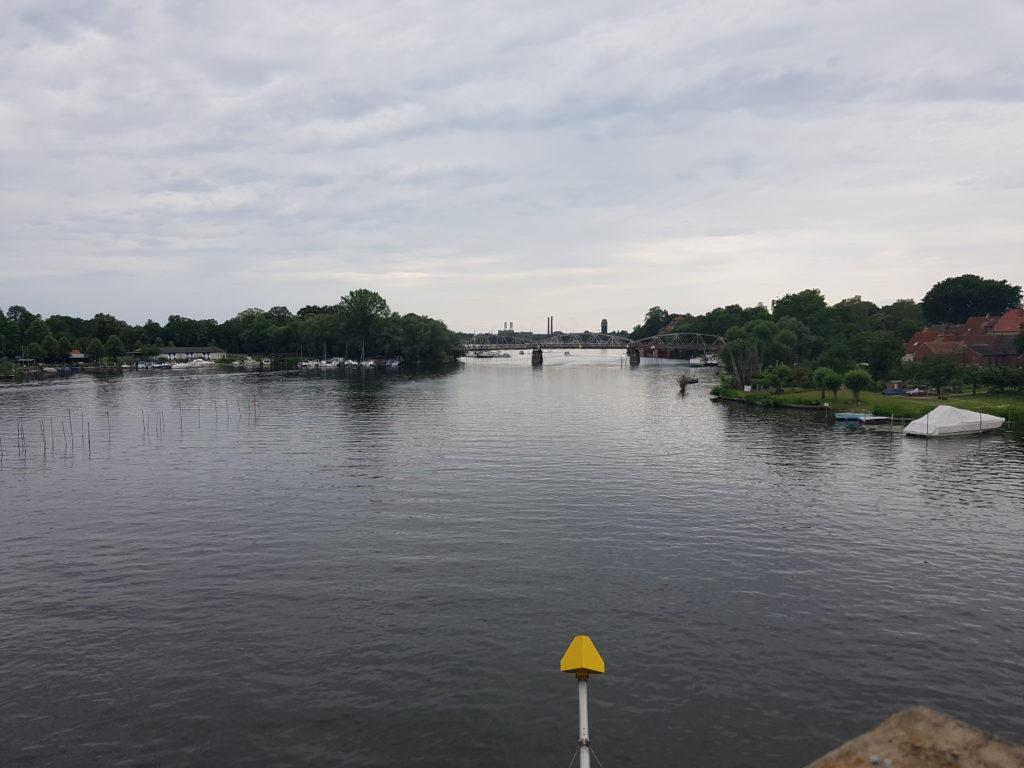 Die Havel bei Brandenburg (4)