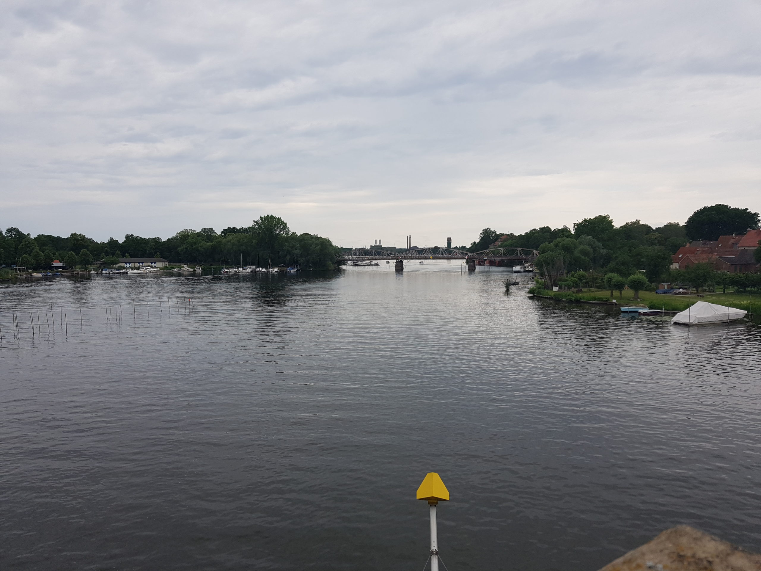 Die Havel bei Brandenburg (4)