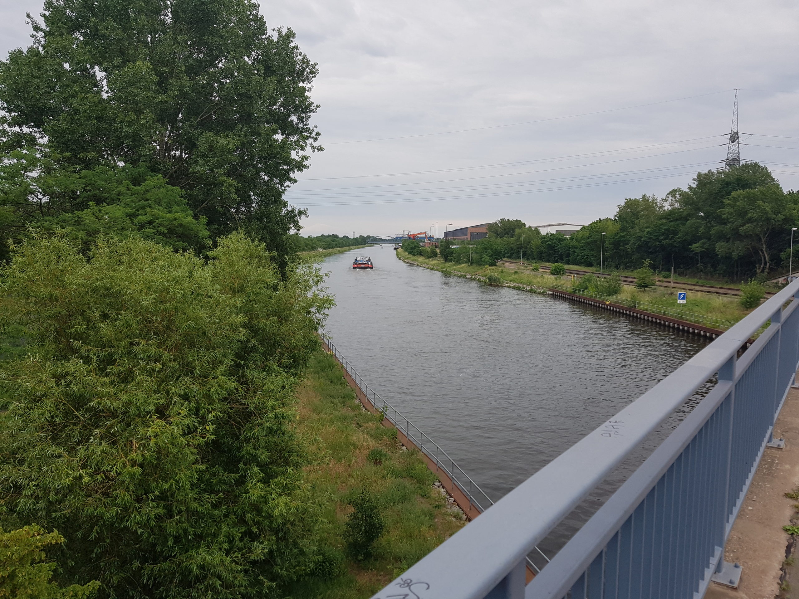 Die Havel bei Brandenburg (1)